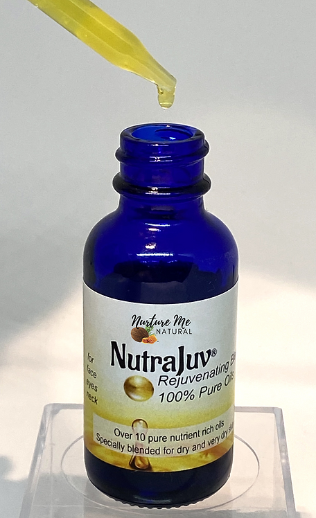 NutraJuv Rejuvenating Oil for Face