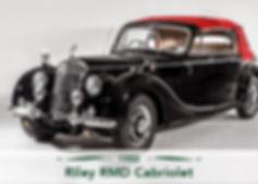 Riley RMD Cabrio