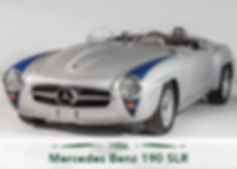 Mercedes Benz 190 SLR