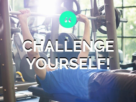 Challenge to all our members! April