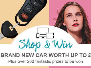 WIN A CAR AND OTHER BIG MONEY PRIZES WITH AVON