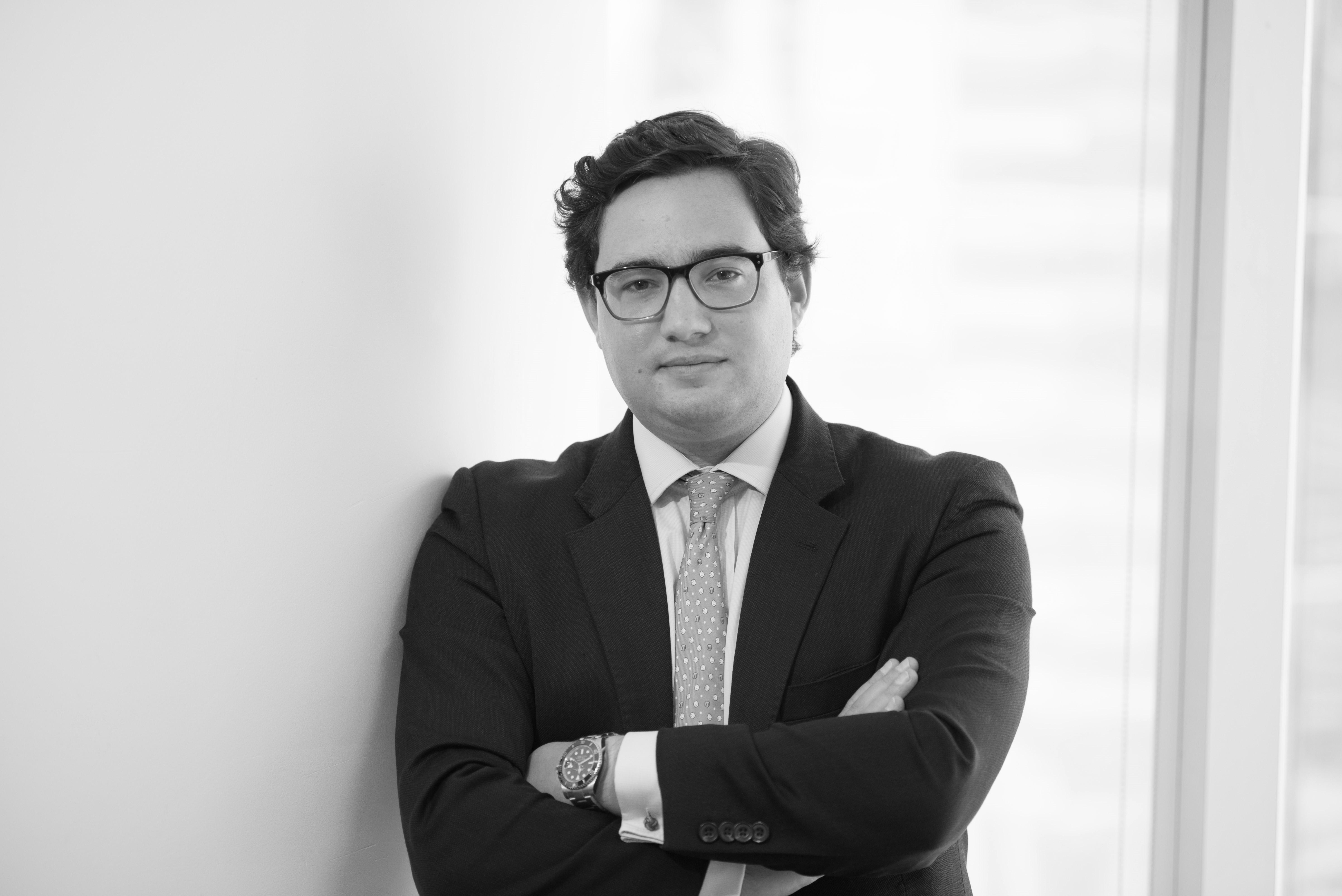 George Allen, Instinctif Partners MENA