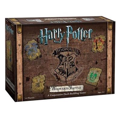 Let battle commence... Hogwarts™ style!