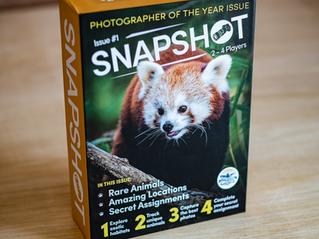 SNAPSHOT - Wildlife Photographer of the Year!