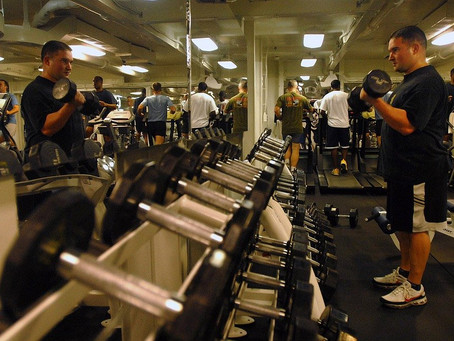 Exercise and Mediterranean diet more necessary than ever
