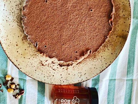 Kυπριακό άψητο Cheesecake