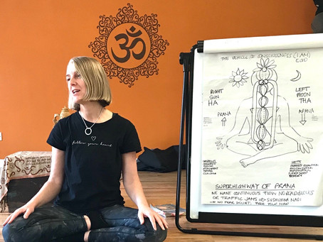 How can Yoga make you happy?