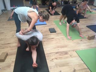 Evolve Yoga Teacher Training 200hrs MCR