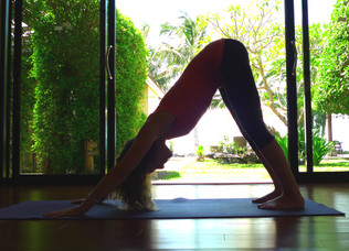 If Yoga is to surrender,  how can we truly let go