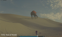 Desert Crab (Comp. Test)