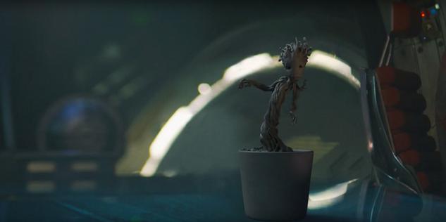 (Interactive) Baby Groot