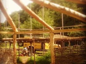 Progress on the Roundhouse