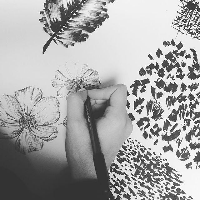 Sunday doodles.