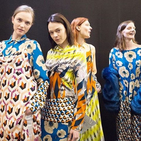 Pattern mashup from Dries!
