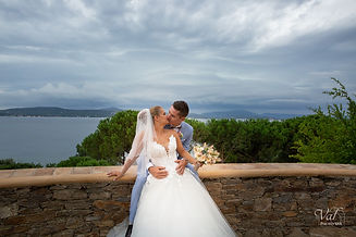 mariage à Sainte Maxime - Valphotovar ph