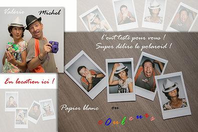 Pack de 20 photos instax mini bords blancs