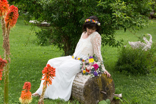 Valphotovar photographe mariage Flassans - Photo de mariée