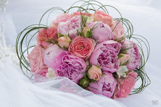 Bouquet de mariée - présentation tarifs
