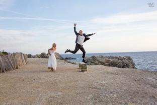 Valphotovar photographe Mariage Six fours plages - Trash the dress - Le Gaou