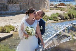 Valphotovar photographe mariage Toulon - Fort Saint Louis - photos de couple