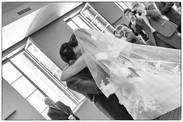 Valphotovar photographe Mariage Solliès-Pont - Cérémonie civile au Chateau de Solliès-Pont - Emotion des mariés