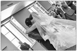 Photo émotion mairie de Solliès-Pont - Photographe mariage Var