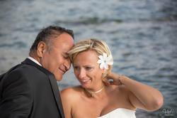 Photographe mariage Six fours plages - photo de couple bord de mer - le Brusc