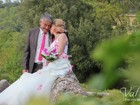 Mariage de Valentine et Pierre