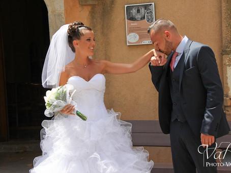 Mariage de Caroline et Anthony