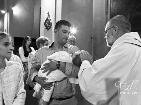 Baptême de Lorenzo