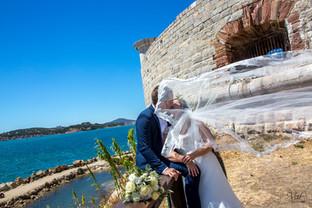Valphotovar photographe Toulon - Fort Saint Louis - photos de couple