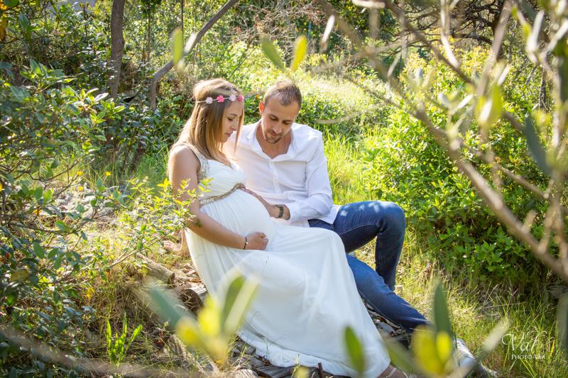 Photographe maternité grossesse Solliès