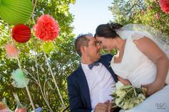 Valphotovar photographe mariage Pierrefeu - Cérémonie laïque - Domaine du Pourret