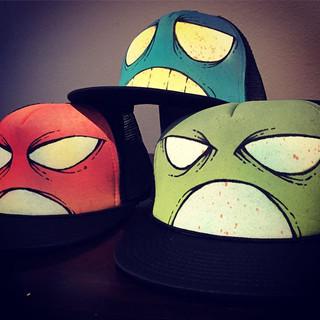 BLOCK HATS