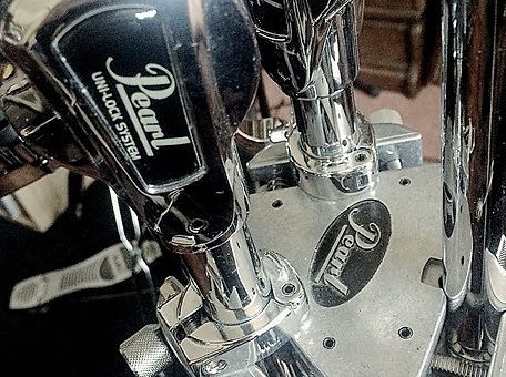 Pearl drum hardware