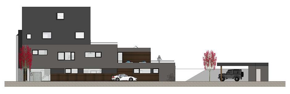 Mehrfamilienhaus Damm Mühlstrasse