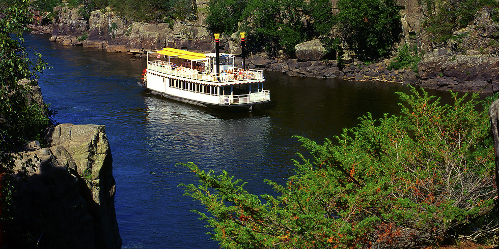 Stillwater River Boat Cruise
