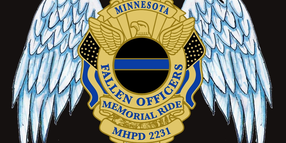 Fallen Officers Memorial Ride