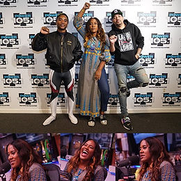 Always LOVE on _breakfastclubam with my