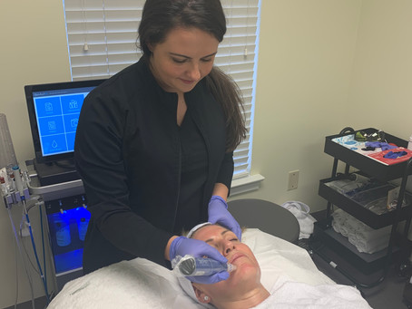 What is microneedling?