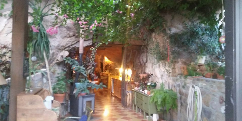 Cave House Retreat