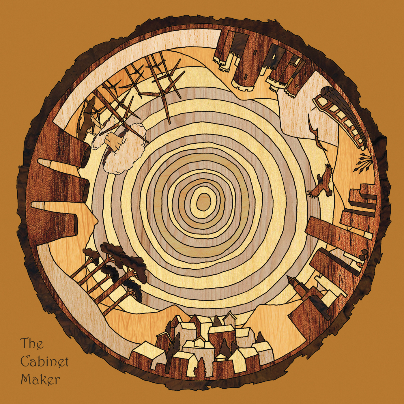 The Cabinet Maker Album Artwork