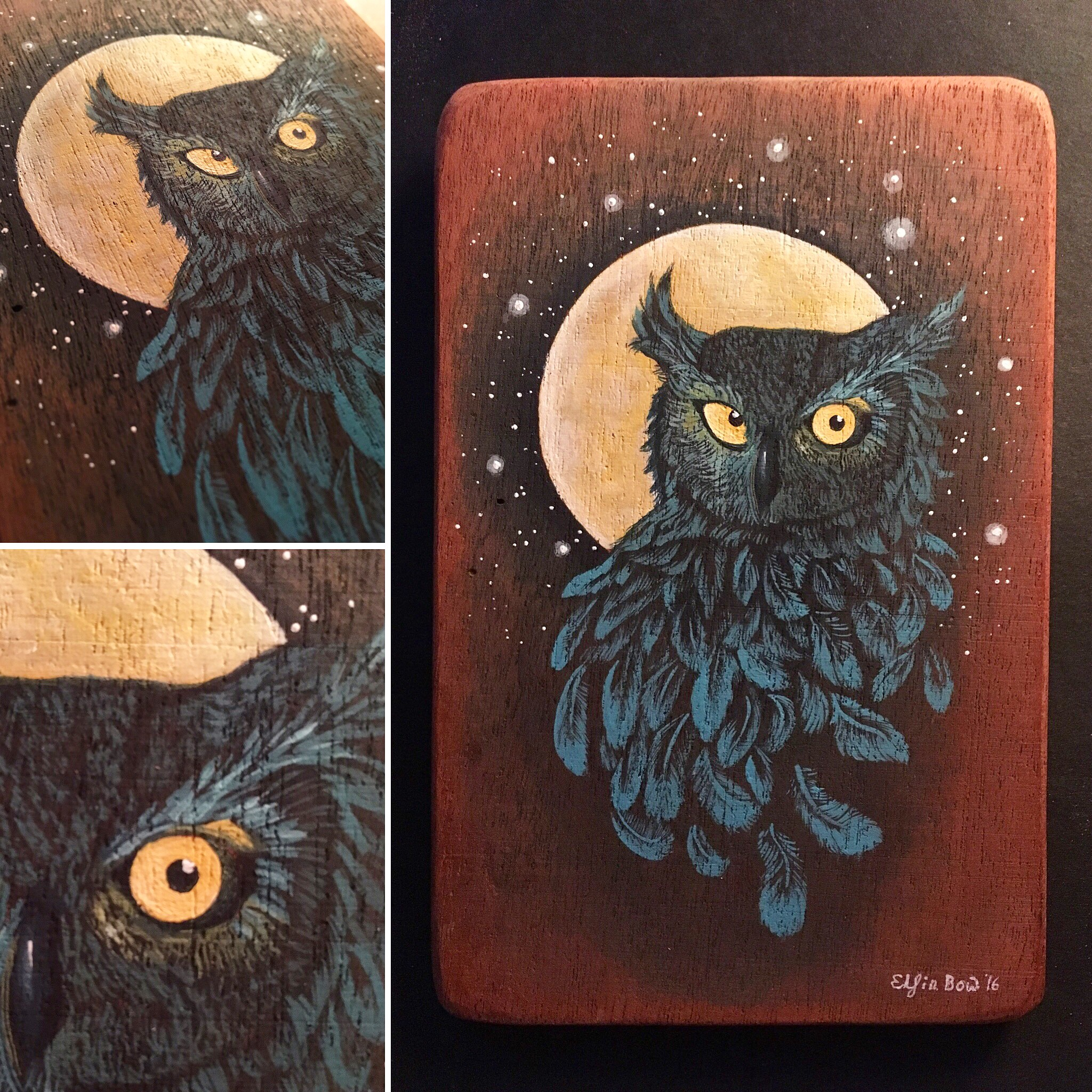 'Night Owl' 2017