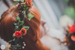 Nature Wedding headdress