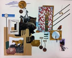 Storytelling collage