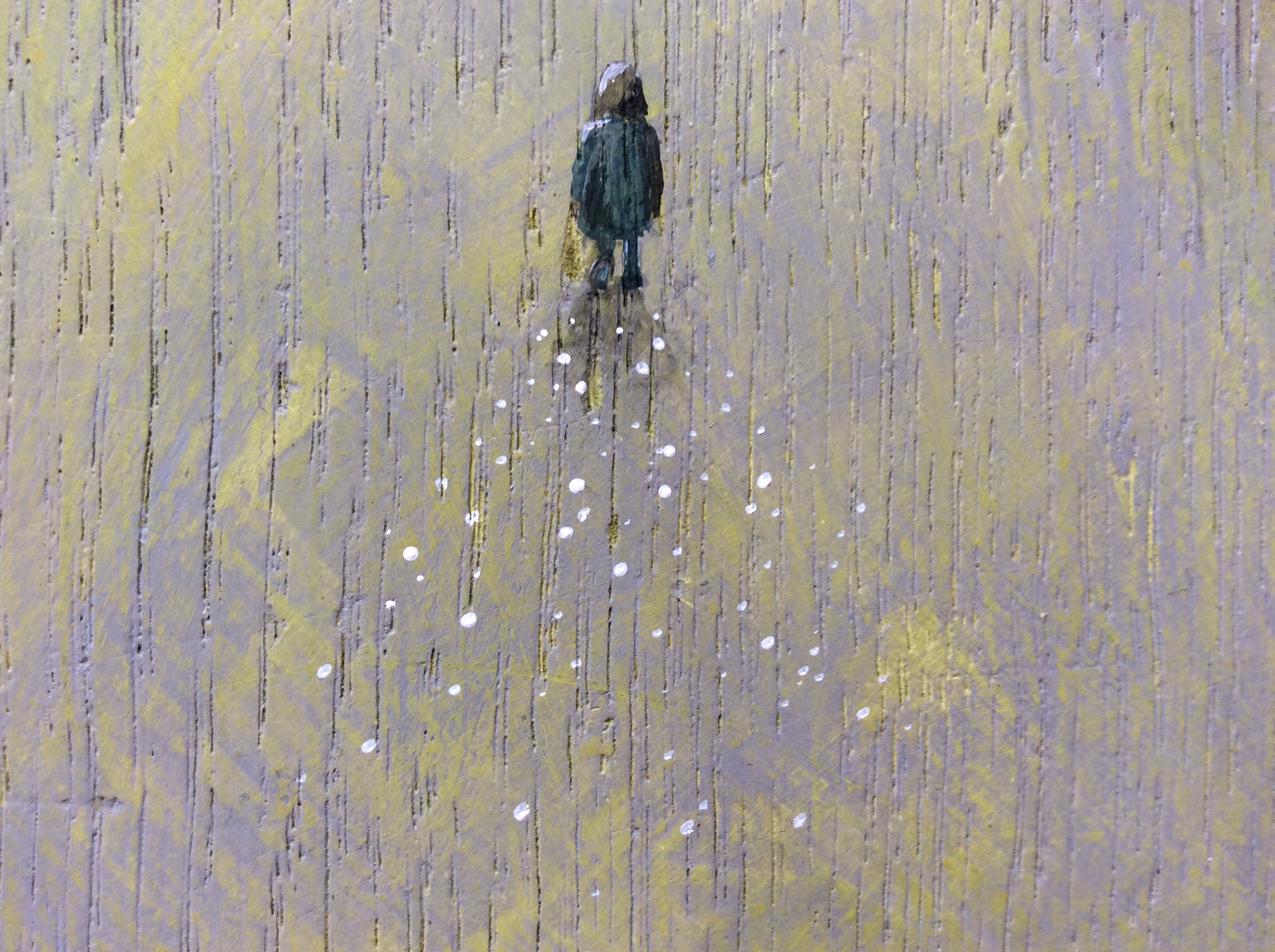 """Moonlit Walk' (Detail)"