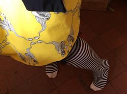 Genie Dress Fabric design