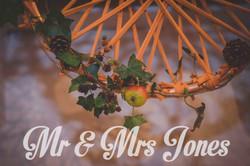 Wedding Hoop Decoration