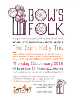 Poster for Bow's Folk