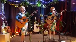 Ivy Stage set for gig